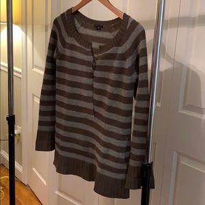 Theory Cashmere Sweater  (P)